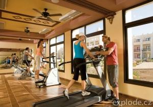 Posilovna, fitness
