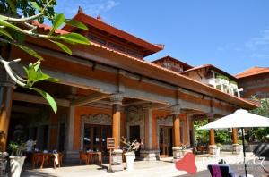 Ayodya Resort budova