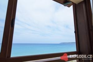 Pohled z hotelu