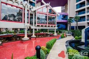 Barvy hotelu