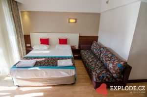 Pokoj Seher Sun Resort