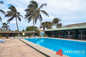 Bazén hotelu Oasis Atlantico Belorizonte