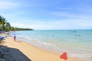Pláž hotelu Bahia Principe El Portillo