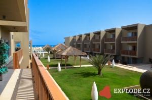 Budovy Oasis Salinas Sea