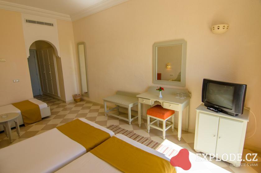 Zephir hotel and spa for Hotel zephir spa djerba promovacances