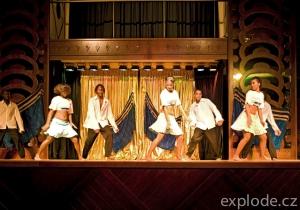 Tradiční Kapverdské tance