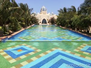 Mozaikový bazén
