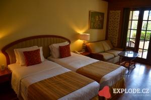 Pokoj hotelu Ayodya Resort