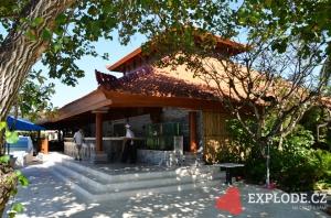 Budovy Ayodya Resort