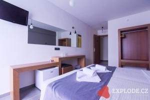 Pokoj hotelu Amphitryon