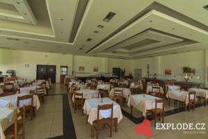 Restaurace hotelu Afandou Beach