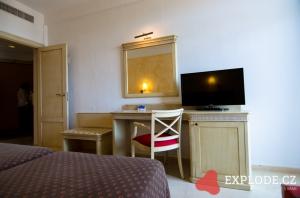 Pokoj hotelu Delfin Palace