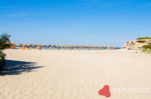 Pláž Exagon Park