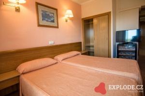 Pokoj hotelu Manaus