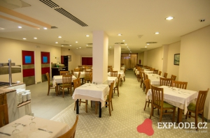 Restaurace hotelu Mediodia