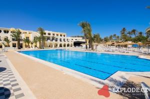 Bazén hotelu Diana Beach