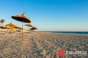 Pláž hotelu Yati Beach