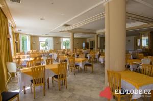 Restaurace hotelu Aqualife Imperial