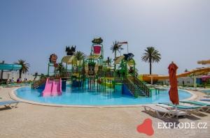 Dětský aquapark