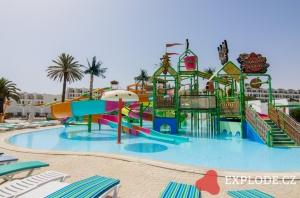 Dětský bazén hotelu LTI Thalassa Sousse