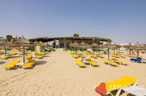Hotelová pláž