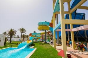 Aquapark LTI Thalassa Sousse