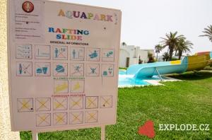 Aquapark informace