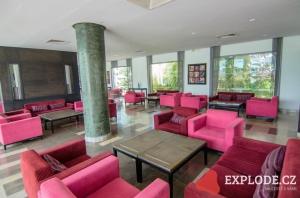 Lobby LTI Thalassa Sousse