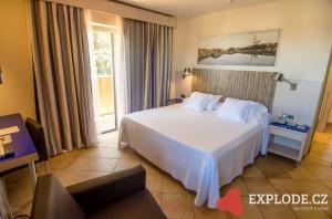 Pokoj hotelu Barcelo Pueblo