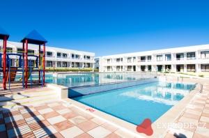 Areál hotelu Beach Club
