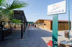 Areál Seher Sun Resort