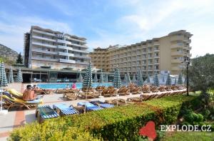 Doganay Beach hotel