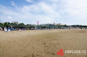 Pláž Oleander