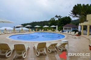 Relaxační bazén