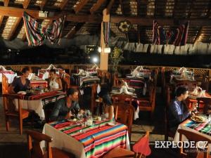 Restaurace Barcelo Puerto Plata