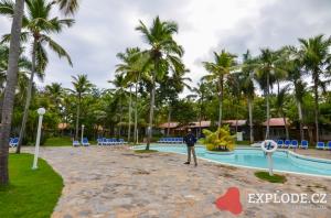 Areál Grand Paradise Samana