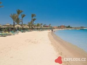 Pláž Giftun Azur