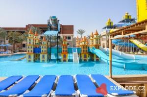 Bazén Lillyland Resort