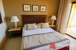 Pokoj hotelu Iberotel Lamaya