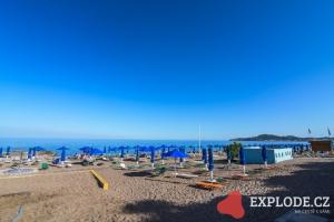 Pláž hotelu Esperides Beach