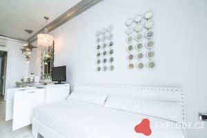 Pokoj hotelu Mitsis Alila