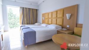 Pokoj hotelu Kolymbia Star