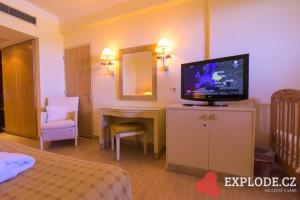 Pokoj hotelu Atlantica Aegean Blue
