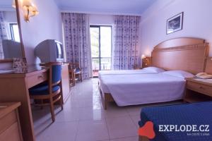 Pokoj hotelu Blue Horizon