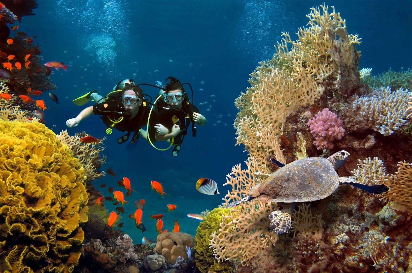 Aktivity na Maledivách