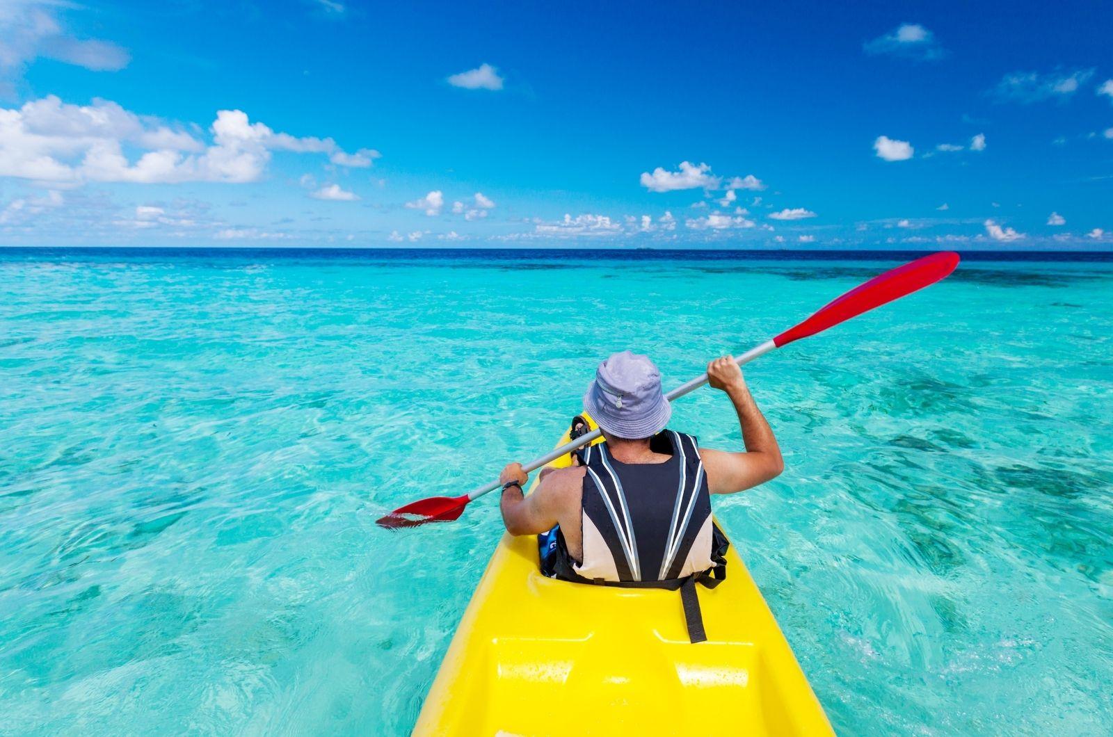 Počasí na Maledivách
