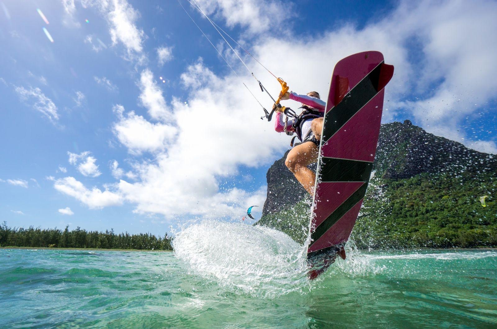 Aktivní dovolená Mauricius