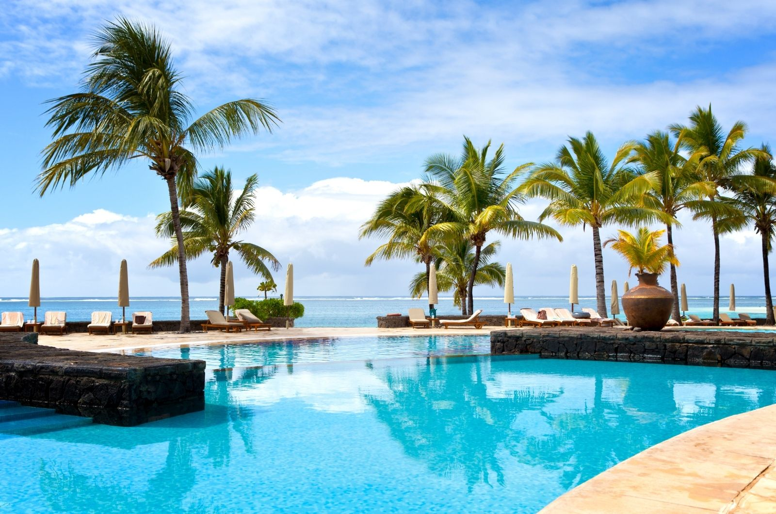 Luxusní dovolená Mauricius