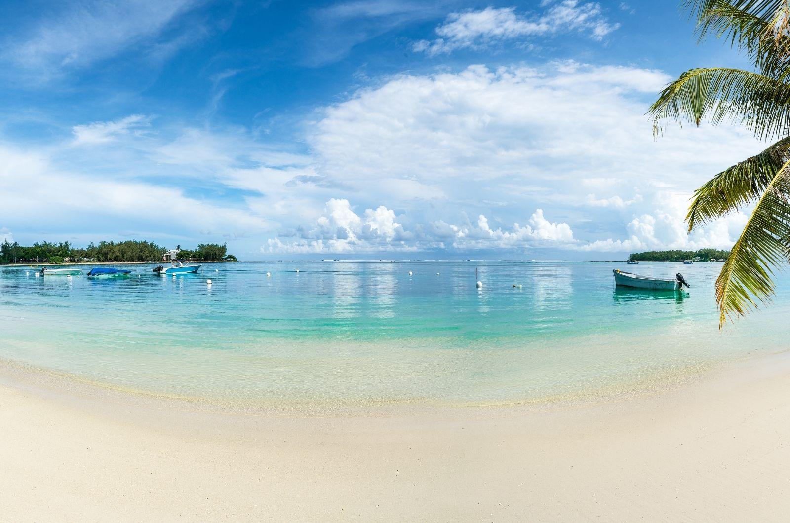 Jižní pobřeží Mauricia