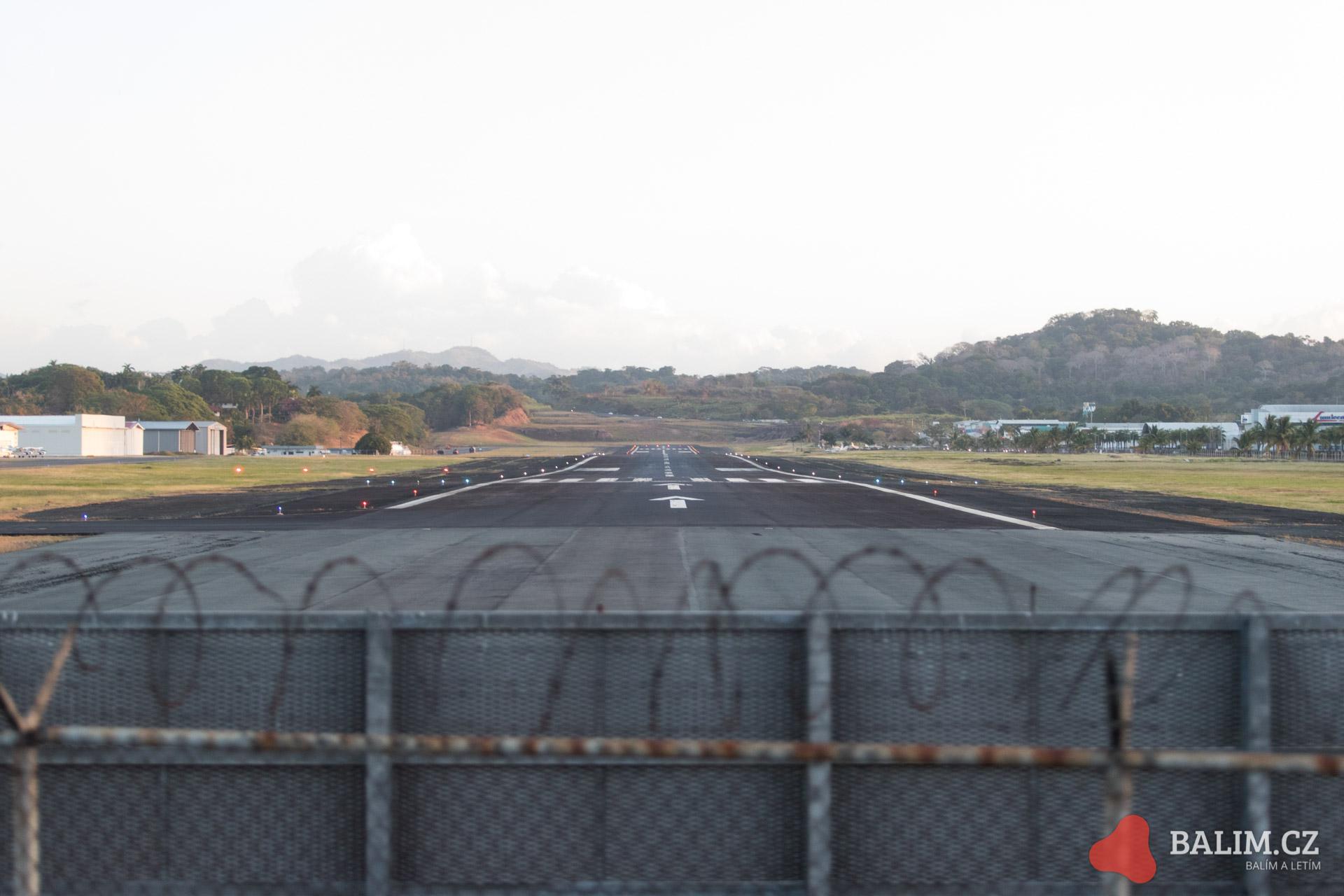 Panama letiště